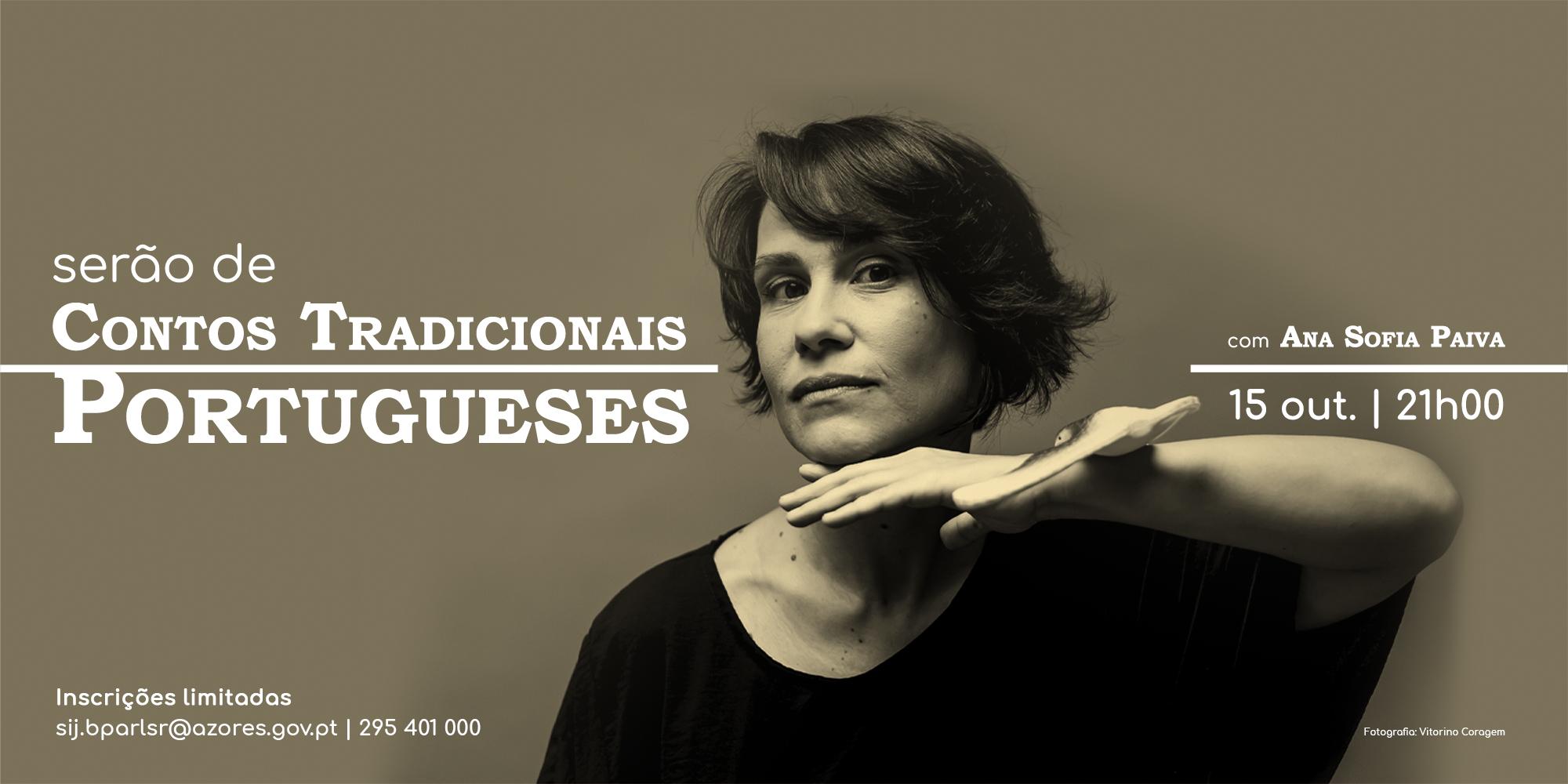 Serão de Contos Tradicionais Portugueses